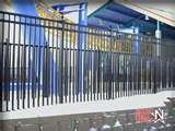 photos of Steel Fences Today