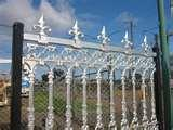 Decorative Steel Fencing Supplies pictures