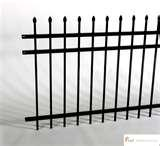 Steel Fencing Cost Per Foot images