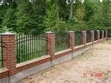 pictures of Steel Fences Types