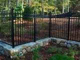 Steel Fencing Components images