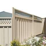 pictures of Steel Panel Fencing