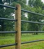 images of Steel Pipe Fencing