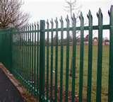 Steel Mesh Fencing photos
