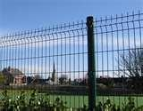 images of Steel Mesh Fencing