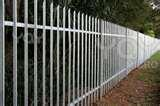 Steel Palisade Fence pictures