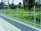 images of Galvanized Steel Fence Posts