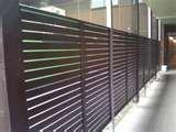 pictures of Steel Fences