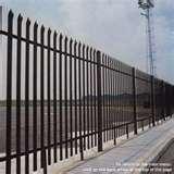 Steel Palisade Fence