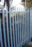 Steel Palisade Fence images