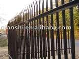 Steel Palisade Fence photos