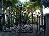 Steel Gates And Fences images