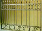 All Steel Fence pictures