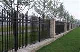 All Steel Fence images