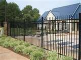 pictures of All Steel Fence