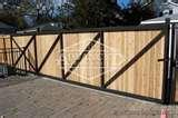 Steel Post For Wood Fence images