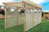 pictures of Steel Garden Fencing