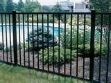 Ornamental Steel Fencing pictures