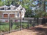 Steel Ornamental Fence photos