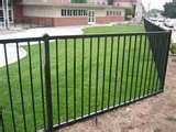Tubular Steel Fence pictures