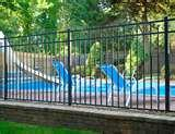 Steel Ornamental Fence pictures