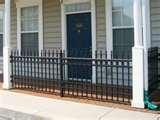 Aluminum Or Steel Fence