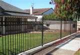 Tubular Steel Fence Accessories photos