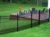 images of Aluminum Or Steel Fence