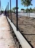 Steel Fence Attachment pictures