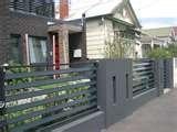 Steel Fence And Gate images
