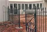 pictures of Steel Fence And Gate