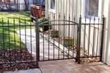 pictures of Steel Fence Bay Area