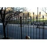 images of Steel Fence Brooklyn