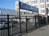 Pictures of Steel Fence Center