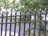 Steel Fence Christchurch