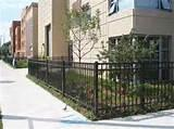 Steel Fence Cost Per Foot Pictures