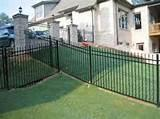Images of Steel Fence Cost Per Foot