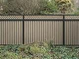 Steel Fence Colours