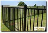 Pictures of Steel Fence Cost Per Foot