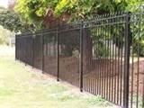 Images of Steel Fence Christchurch