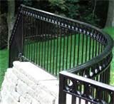 Steel Fence Cincinnati Photos