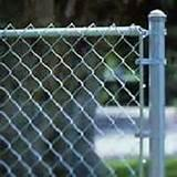 Steel Fence Corner Posts Photos