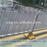 Photos of Steel Fence Coating