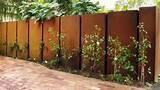Steel Fence Design Pictures Pictures