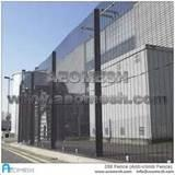 Steel Fence Design Pictures Photos