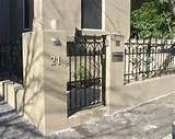 Images of Steel Fence Coating