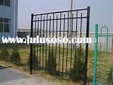 Images of Steel Fence Design Pictures