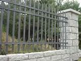Steel Fence Design Pictures