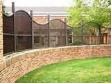 Steel Fence Design Pictures Images