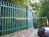 Steel Fence Distributor Photos